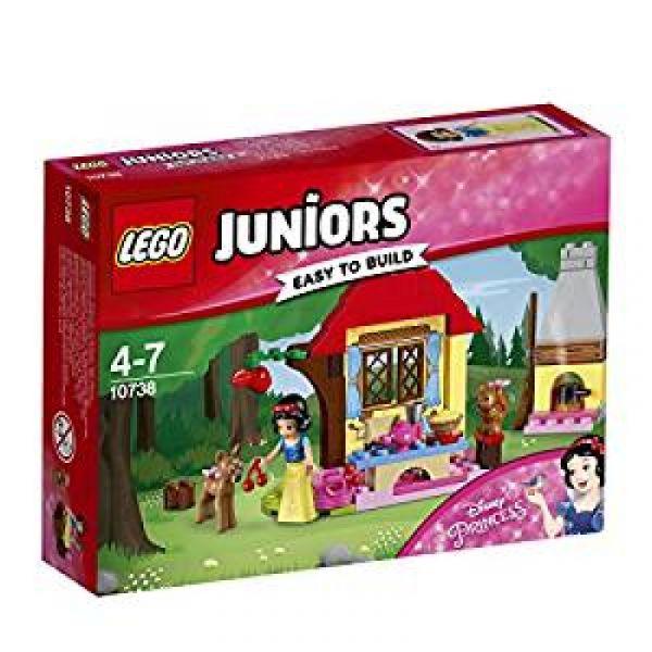 LEGO® Juniors 10738 - Schneewittchens Waldhütte