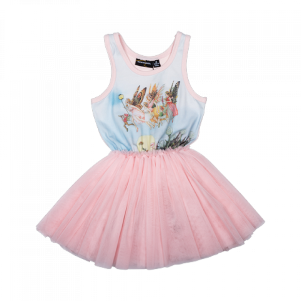Rock your Baby - Kleid mit Tulle Moonlight Fairys