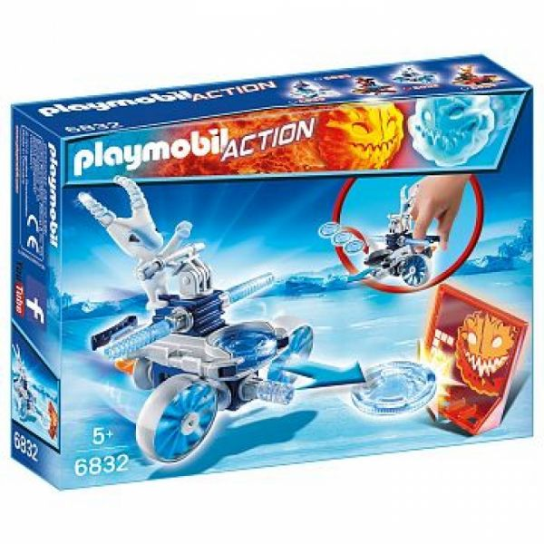 PLAYMOBIL® 6832 - Frosty mit Disc-Shooter