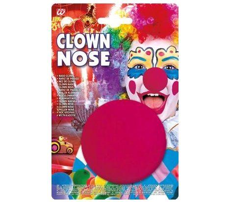 Clown-Nase rot