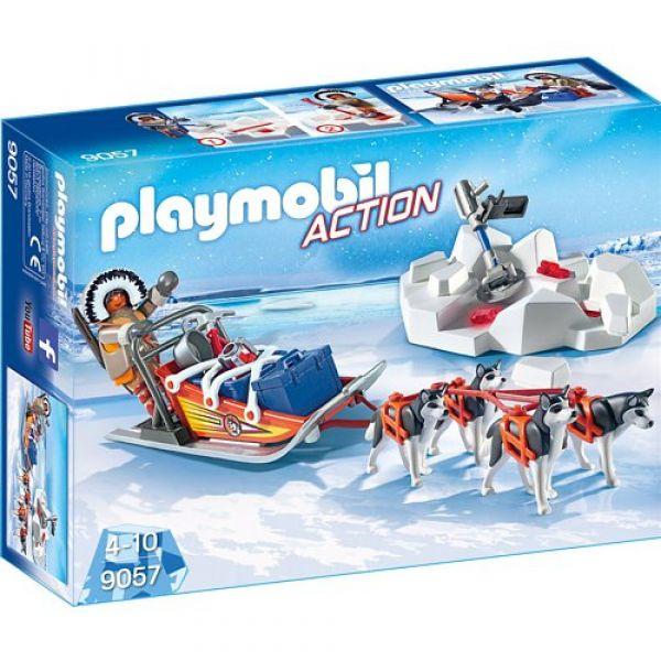 PLAYMOBIL® 9057 - Hundeschlitten