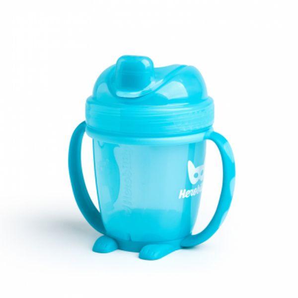 Herobility - Sippycup 140ml blau