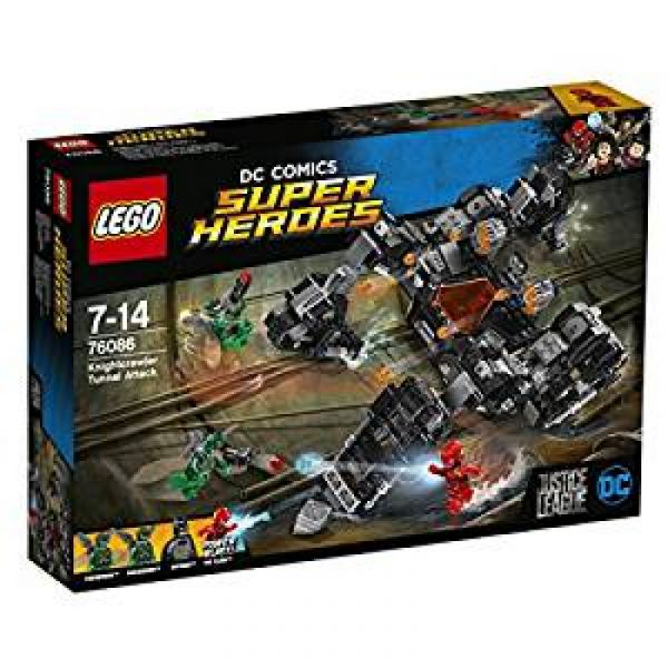LEGO® Super Heroes 76086 - Knightcrawlers Tunnel-Attacke