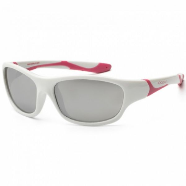 Koolsun - Kindersonnenbrille Sport White Cabaret