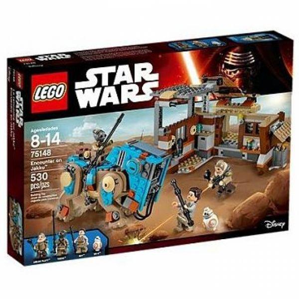 LEGO® Star Wars 75148 - Encounter on Jakku™