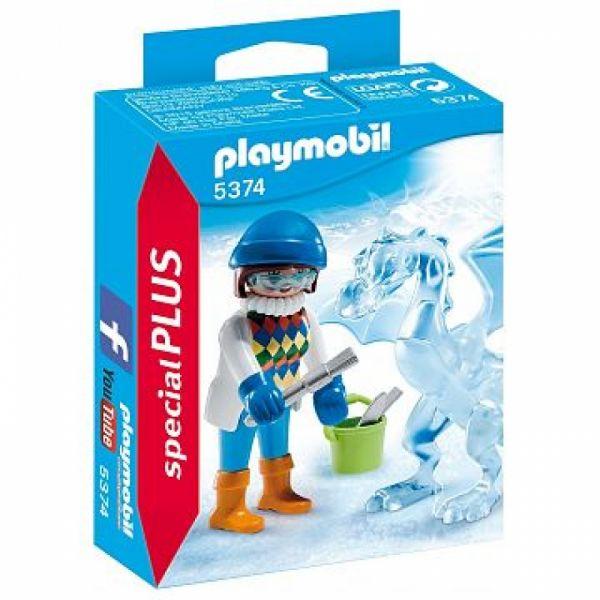 PLAYMOBIL® 5374 - Künstlerin mit Eisskulptur