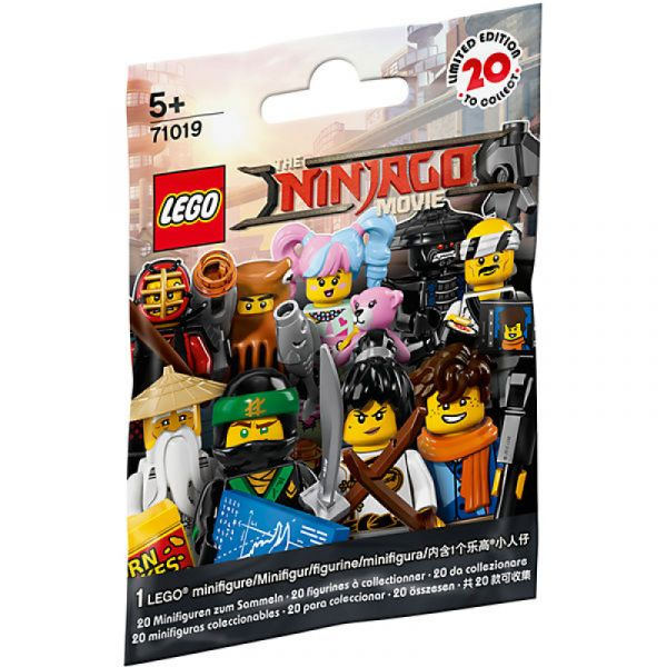 LEGO® Minifigures 71019 - Ninjago