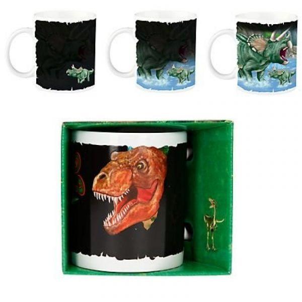 Depesche - Dino World Magic Tasse