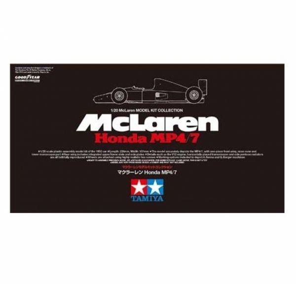 TAMIYA - McLaren Honda MP4/7, 1:20
