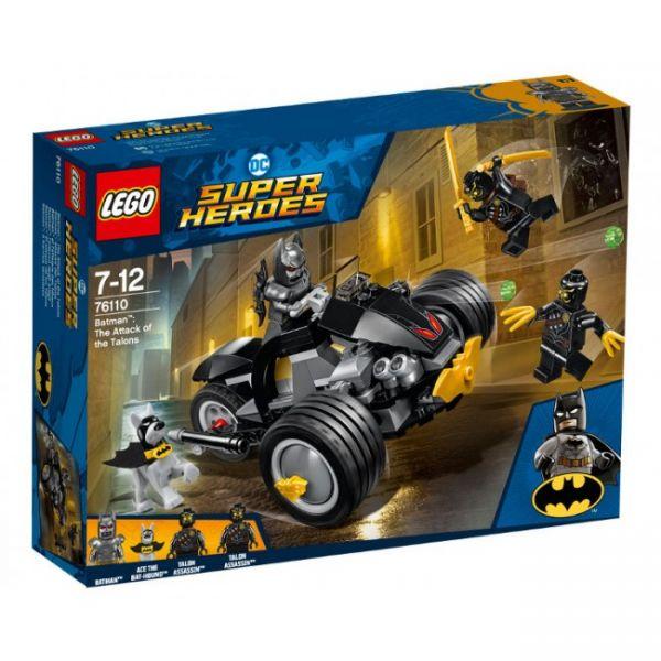 LEGO® Super Heroes 76110 - Batman: Attacke der Talons