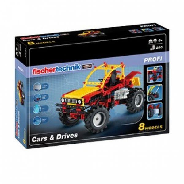 Fischertechnik 516184 - Cars & Drives