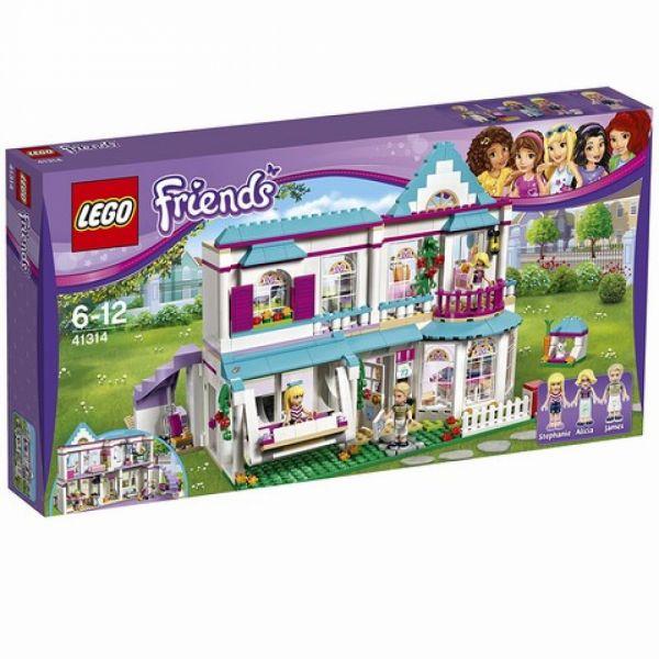 LEGO® Friends 41314 - Stephanies Haus