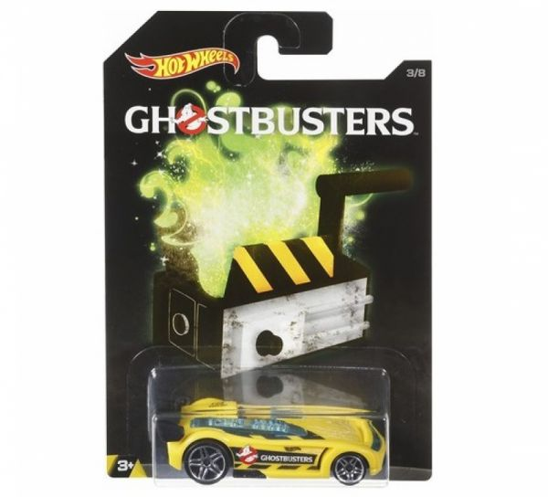 Mattel - Hot Wheels Limited Car Ghostbusters