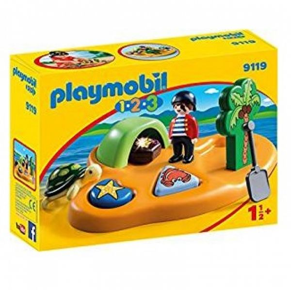 PLAYMOBIL® 9119 - Pirateninsel
