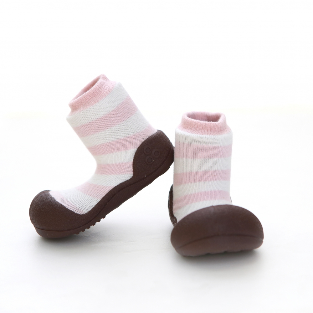 Attipas 41 Natural Herb Pink Babyschuhe Kind Baby Fashion Marine Navy Balibu Onlineshop