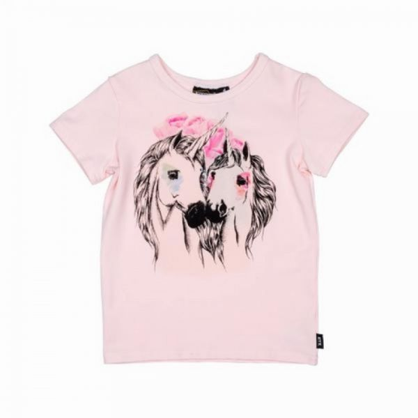Rock your Baby - T-Shirt Unicorn Love