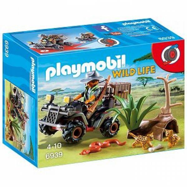 PLAYMOBIL® 6939 - Wilderer mit Quad