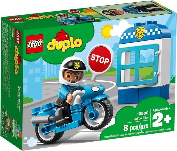 LEGO® Duplo 10900 - Polizeimotorrad