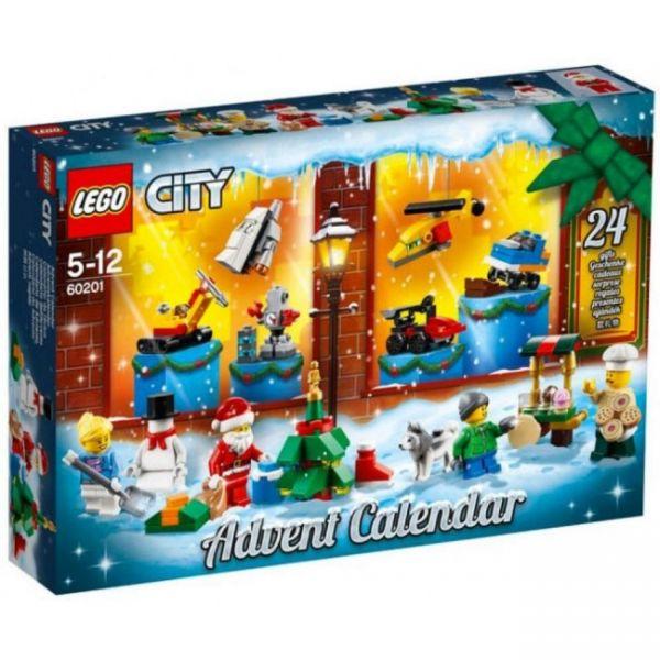 LEGO® City 60201 - Adventskalender