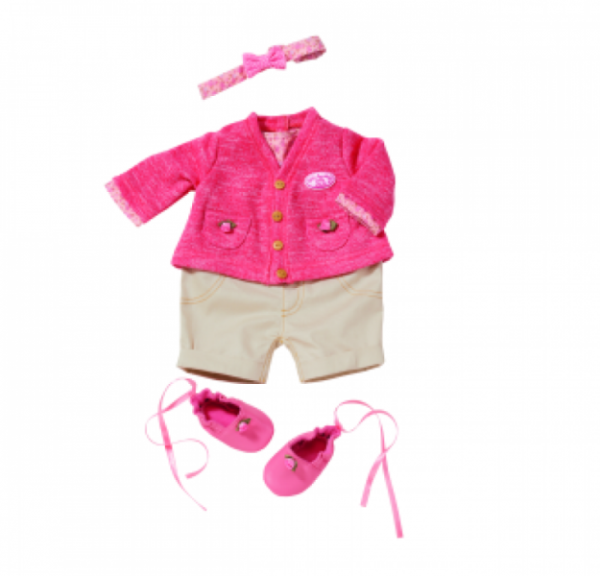 Zapf Creation - BABY ANABELL Deluxe Strickset