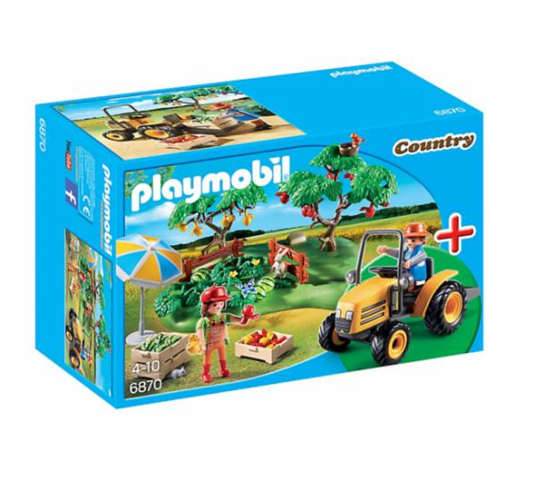 PLAYMOBIL® 6870 - StarterSet Obsternte