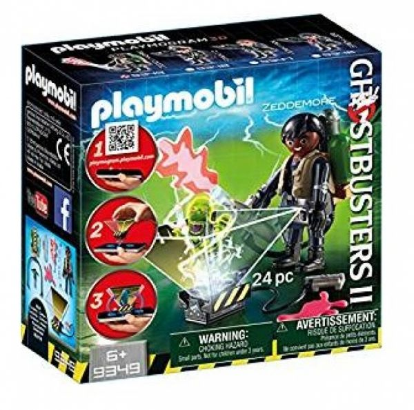 PLAYMOBIL® 9349 - Geisterjäger Winston Zeddemore