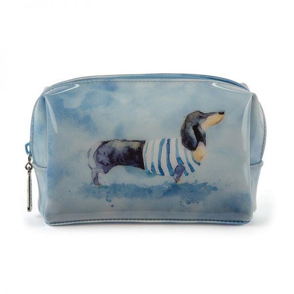Catseye - Dackel Beauty Bag
