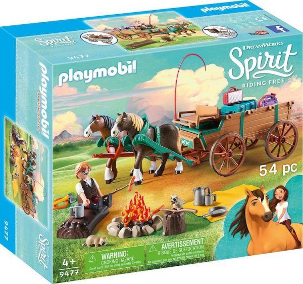 PLAYMOBIL® 9477 - Vater Jim mit Kutsche