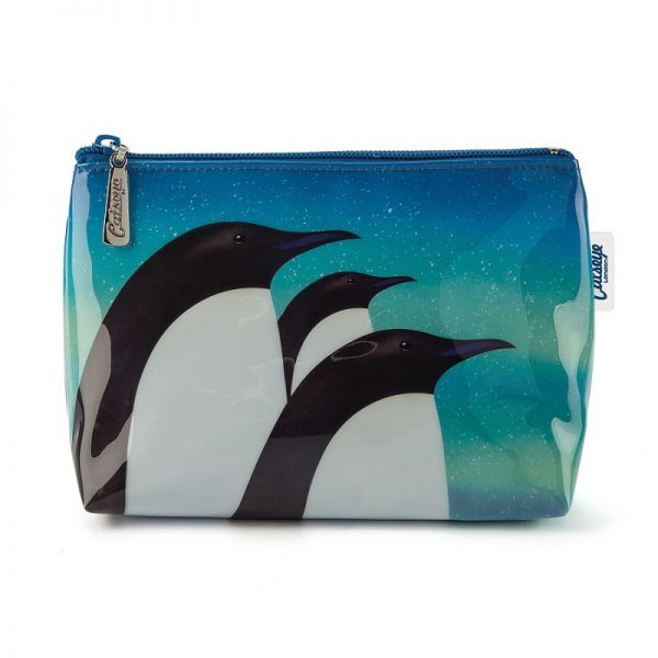 Catseye - Aurora Penguins Small Bag