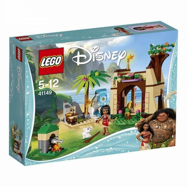 LEGO® Disney™ Princess 41149 - Vaianas Abenteuerinsel