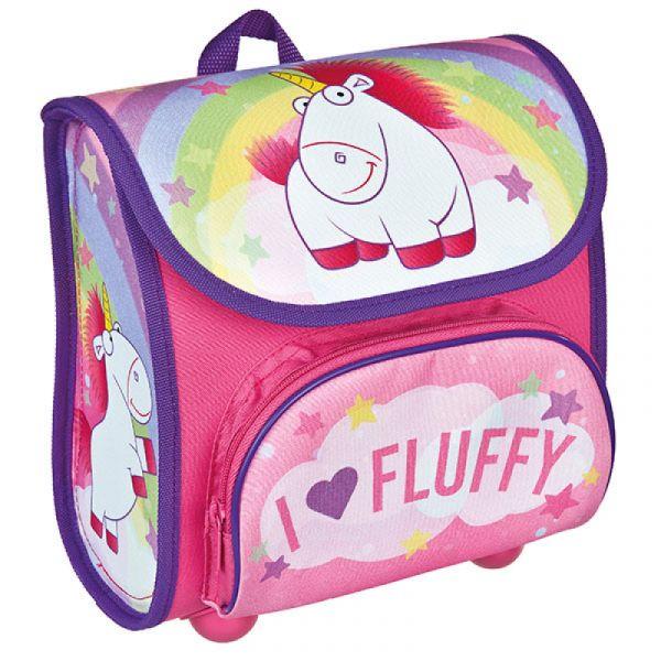 Undercover - Fluffy Kinder-Rucksack