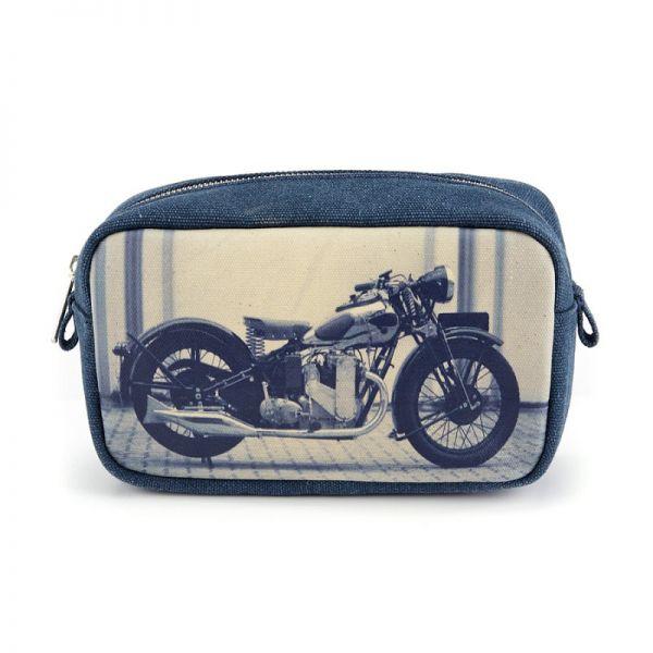 Catseye - Motorcycle large wash Bag