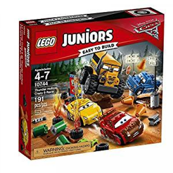 LEGO® Juniors 10744 - Crazy 8 Rennen in Thunder Hollow