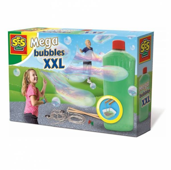 SES - Riesenseifenblasen XXL