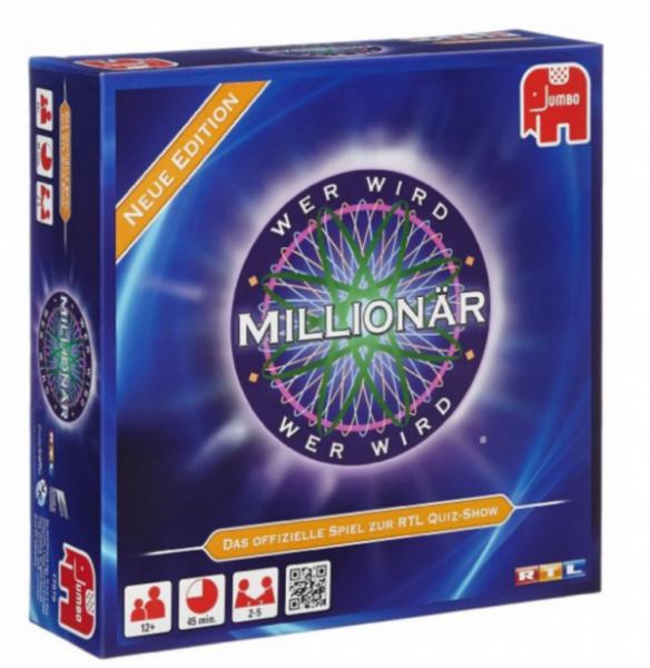 Jumbo 17879 - Wer wird Millionär