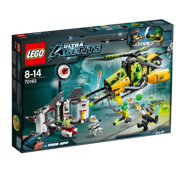 LEGO® Ultra Agents 70163 - Agenten Buggy