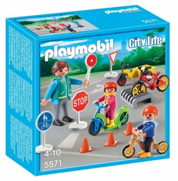PLAYMOBIL® 5571 - Sicher im Straßenverkehr