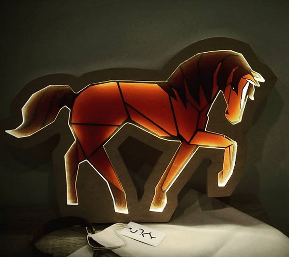Unky-dsgn - Pferd