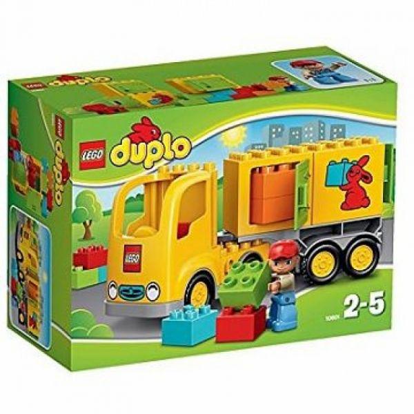 LEGO® Duplo 10601 - Lastwagen mit Anhänger