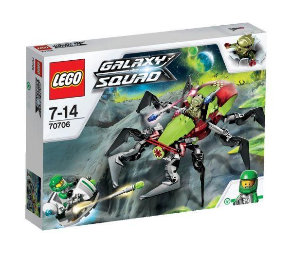LEGO® Galaxy Squad 70706 - Weltraum-Krabbler