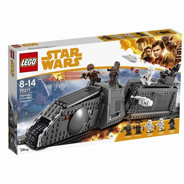 LEGO® Star Wars 75217 - Imperial Conveyex Transport