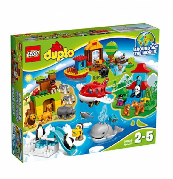 LEGO® Duplo 10805 - Einmal um die Welt