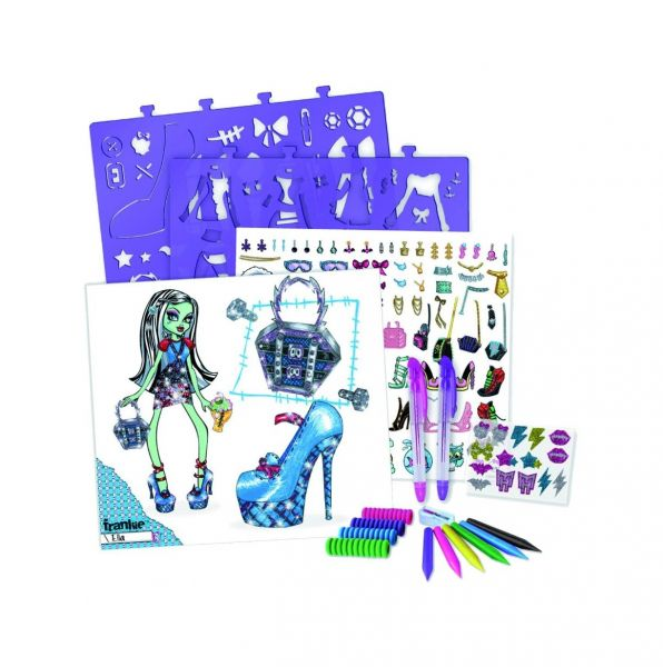 IMC Toys - Monster High Fashion Malset