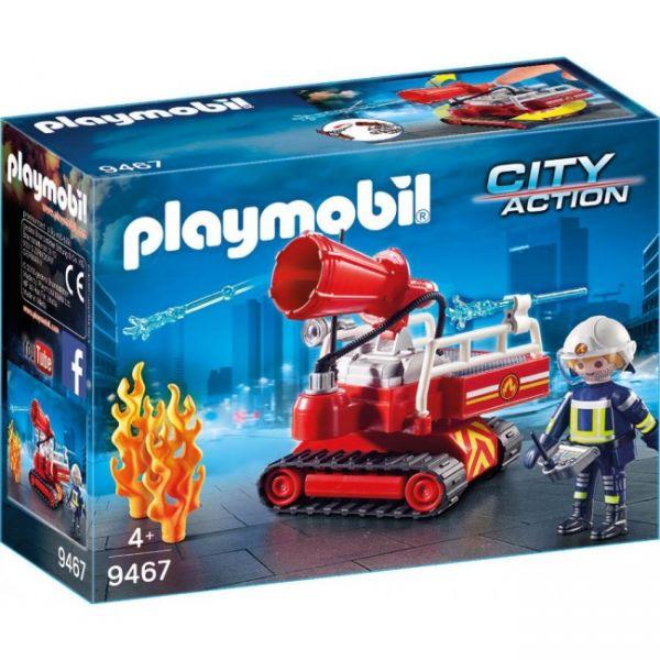 PLAYMOBIL® 9467 - Feuerwehr-Löschroboter