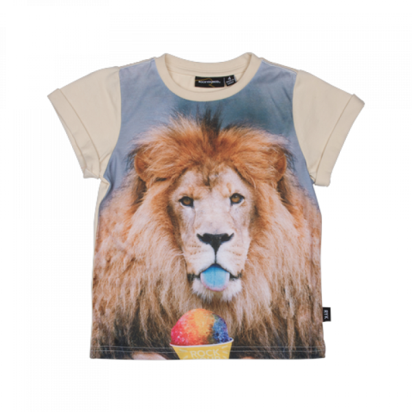 Rock your Baby - T-Shirt Summertime Lion