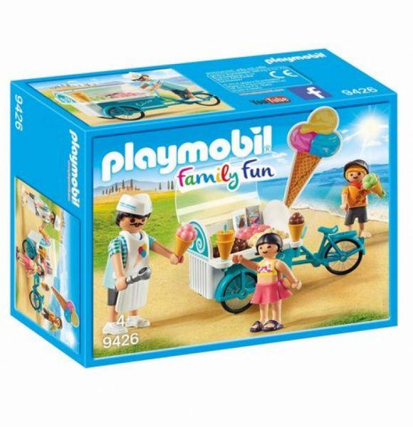 PLAYMOBIL® 9426 - Fahrrad mit Eiswagen