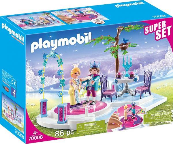 PLAYMOBIL® 70008 - SuperSet Prinzessinnenball