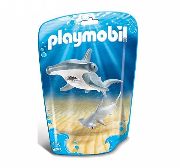 PLAYMOBIL® 9065 - Hammerhai mit Baby