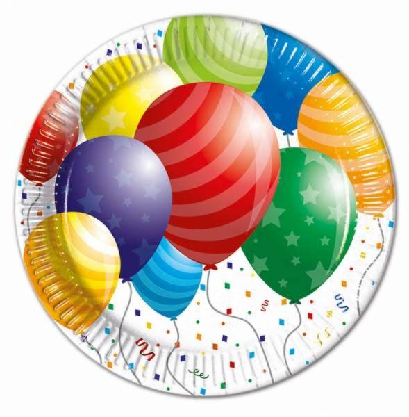 Partyteller Balloons
