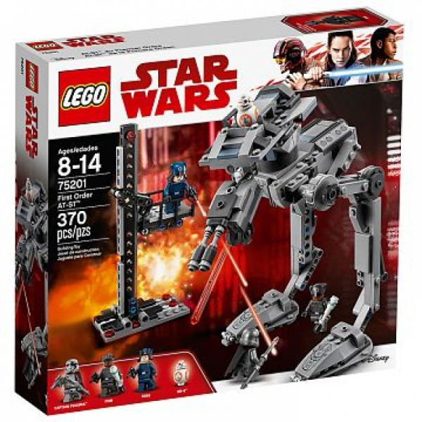 LEGO® Star Wars 75201 - First Order AT-ST